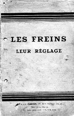 diagnostics remedes freins